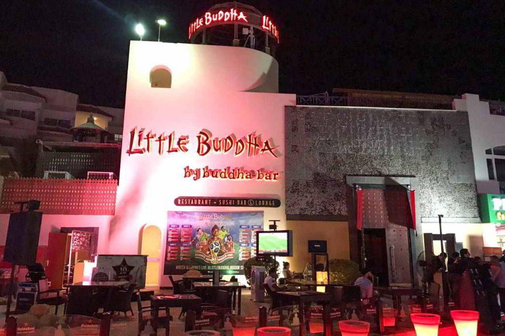 Little Buddha Party Club in Sharm El Sheikh