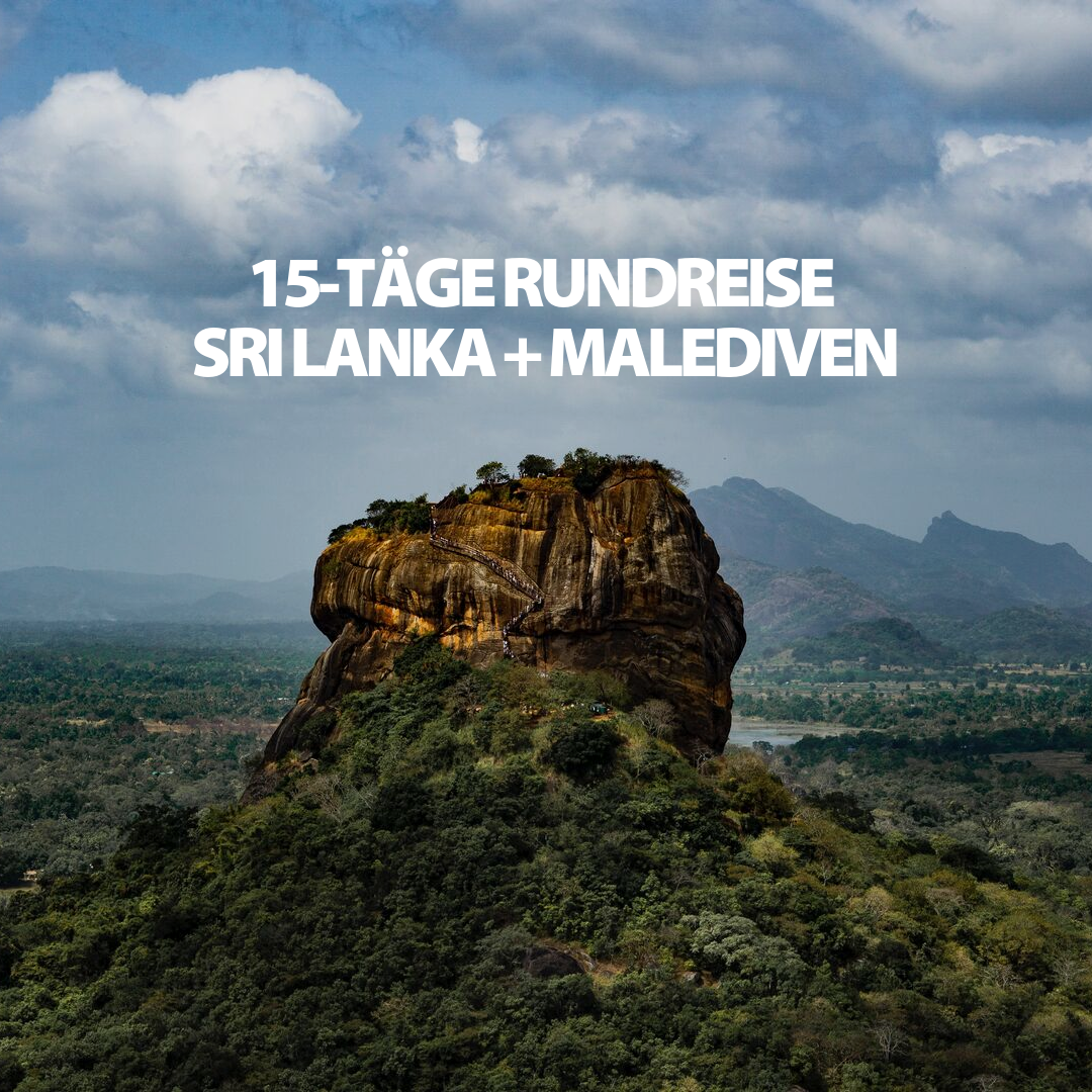 15-tage rundreise in Sri lanka