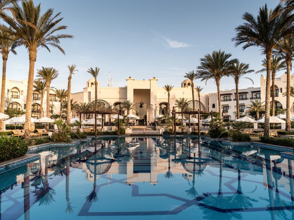 In Port Ghalib gibt es einige tolle Hotels