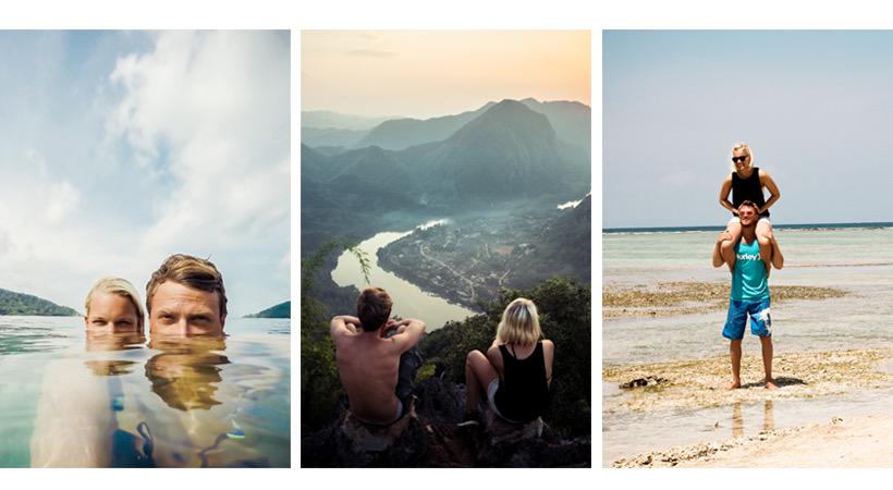 Impressionen von den Urlaubsreportern Dani & Stani