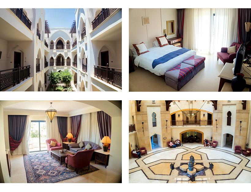 The Palace Port Ghalib: Eine tolle Erfahrung