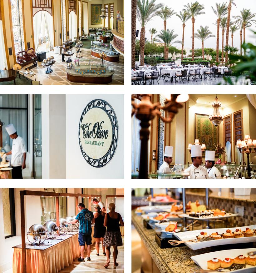 Empfehlenswert: Das The Olive Restaurant