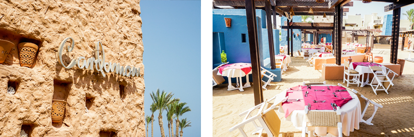 Das Cardamom Restaurant: Alle Gäste der Red Sea Hotels in Port Ghalib können hier essen
