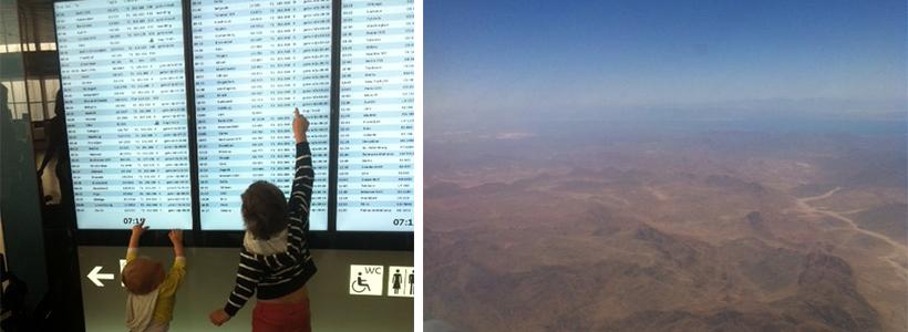 Abflug ab Wien in den Urlaub in Sharm El Sheikh