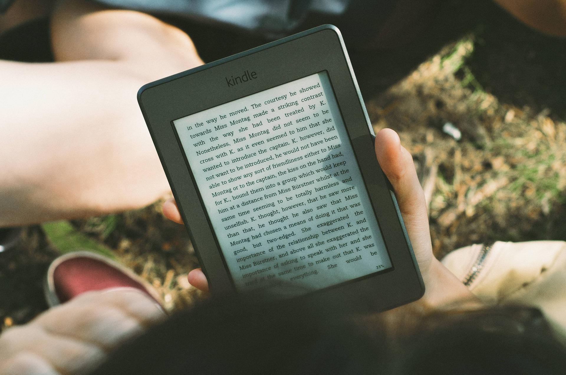 Platz 3:  Kindle Voyage - Der E-Reader für Profis