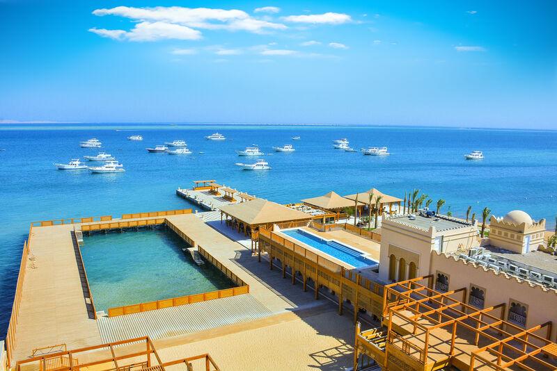 Angebot #8: Entspannen in Hurghada