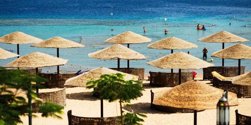 Die Urlaubsregion Hurghada und Makadi Bay