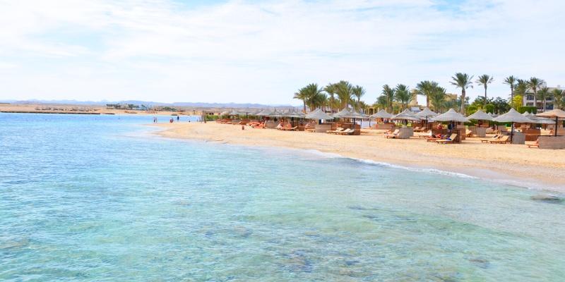 Die Baderegionen Marsa Alam und Port Ghalib in Ägypten am Roten Meer