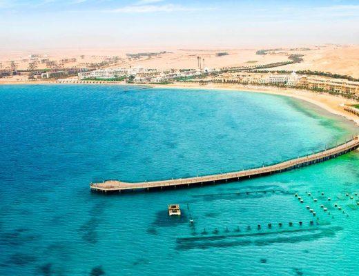 Urlaub in Ägypten - Bild vom Roten Meer