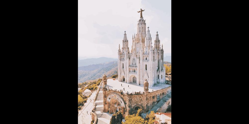 Sagrad Corazon als geheimtipp in Barcelona