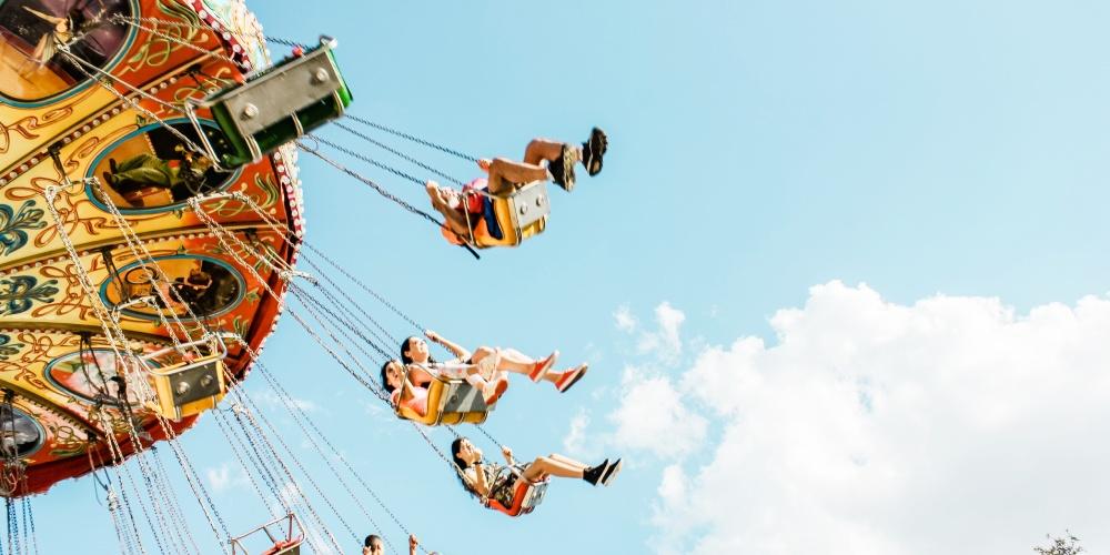 Tipp für Barcelona ist bei einem Karneval oder Festival