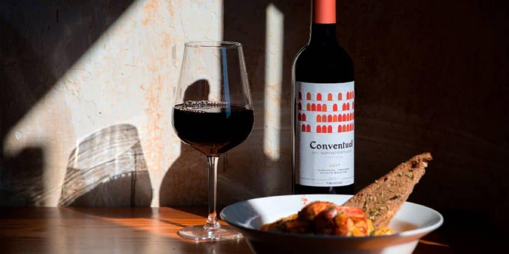 Typischer Wein direkt aus Alentejo