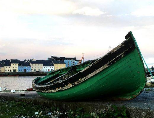 Cover für den Urlaubsreporter Artikel zur Kulturhaupstadt 2020 Galway