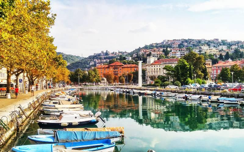 Eine der Kulturhaupstädte 2020 ist Rijeka